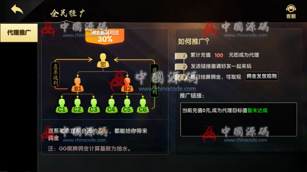 服务器打包二开超美网狐U3D二开GG游戏+双端齐全+最新更新完整版 棋牌-第8张